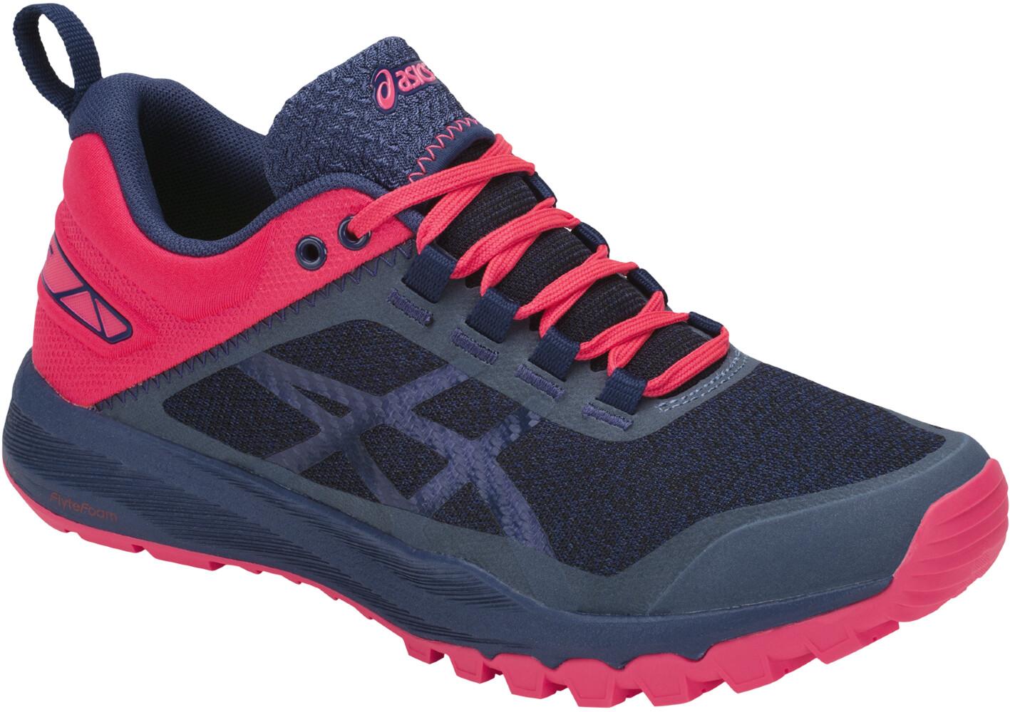 bce92067440 asics Gecko XT - Chaussures running Femme - rose bleu - Boutique de ...